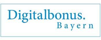 Digitalbonus Bayern Logo