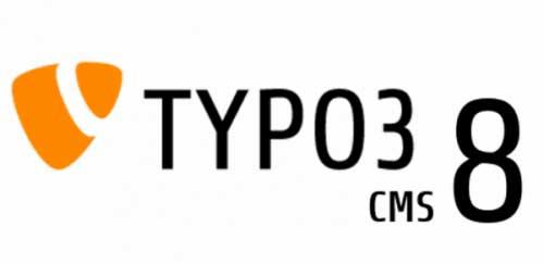 TYPO3 8 Logo