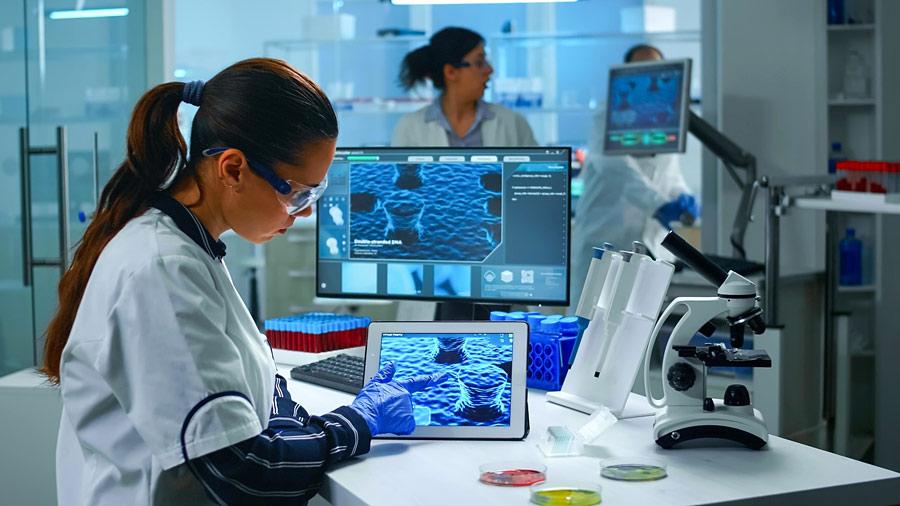 Fördergeld für Forschung und Entwicklung